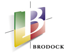 Brodock Press Logo